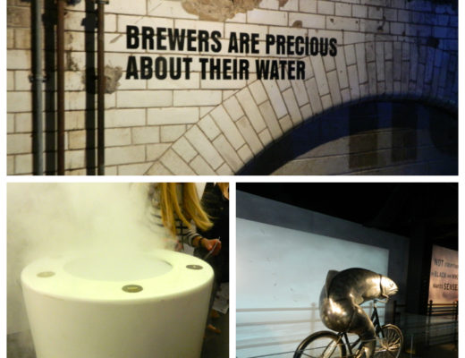 PintsizedPioneer Gets a Pint: Tips for the Guinness Tour