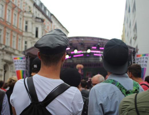 Germany is Gay Among Other Things: a March, Monuments, and Stadtfest!