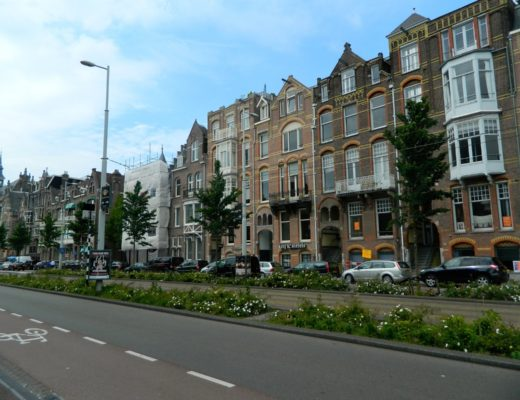 On the Road: Tot Ziens to Amsterdam